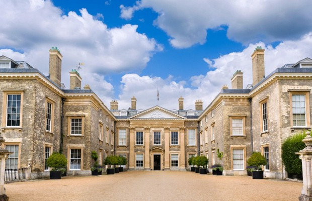 Princess Diana's childhood home Althorp estate