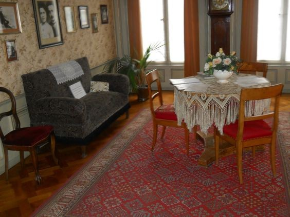 Einstein's House Interior