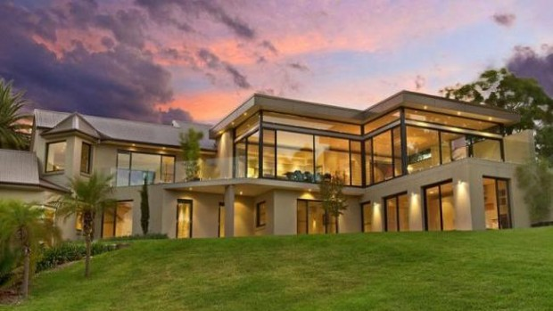 Gail Kelly Mansion