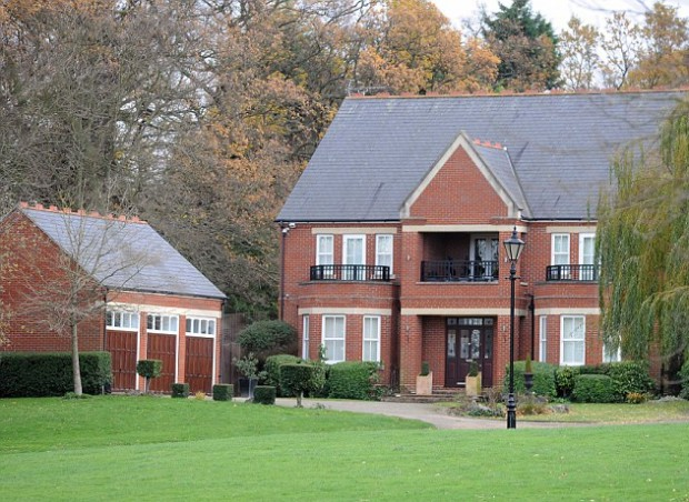 Gareth Bale mansion