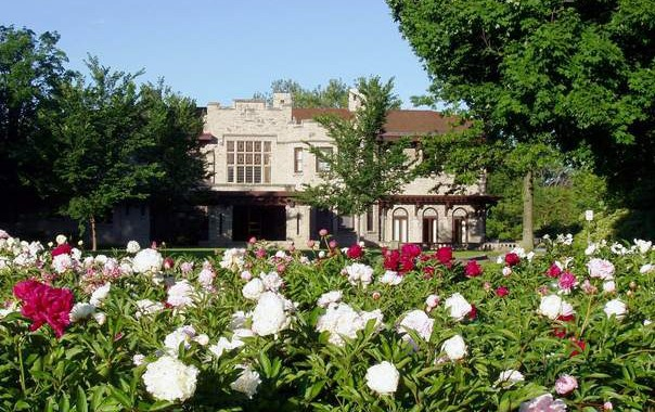 Henry Ford's estate in Dearborn