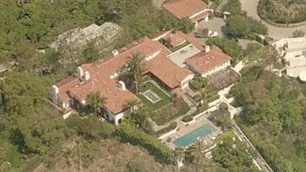Paul Allen Beverly Hills condo