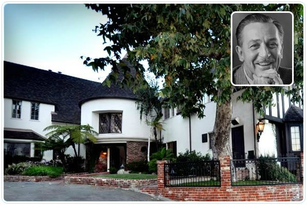 Walter Elias Disney House