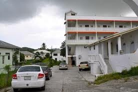 Sir Isaac Vivian Alexander Richards House
