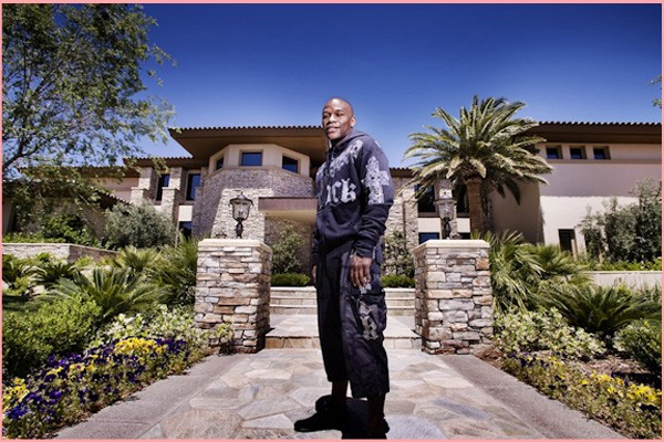 Floyd Mayweather Jr House