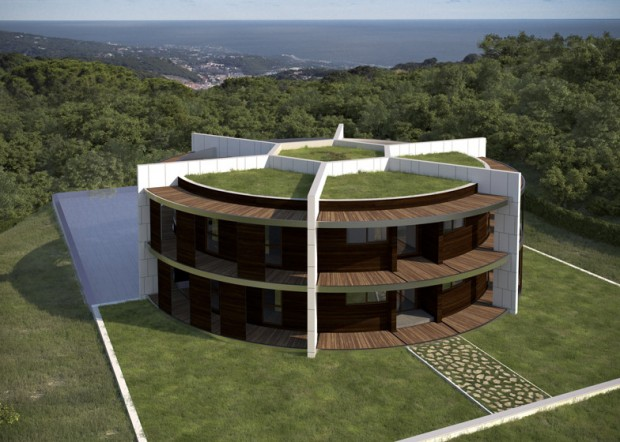 Lionel Messi One-Zero Eco-House
