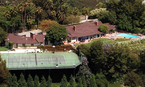 Adam Sandler House