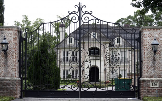 Adrian Peterson House in Texas