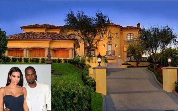 Kim Kardashian House