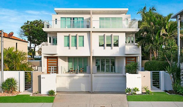 Shane Watson's House