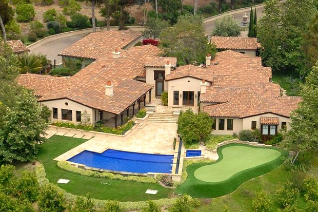 Phil Mickelson House
