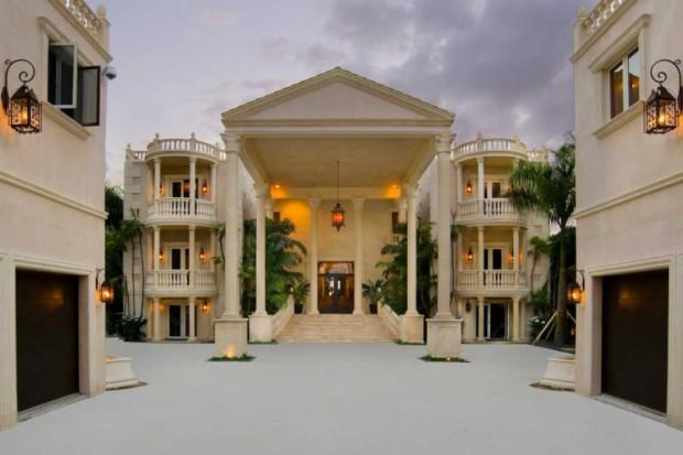 Russell Weiner  mansion
