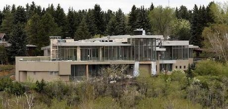 Daryl Allan Katz's house