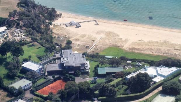 Linsday Fox Beach House