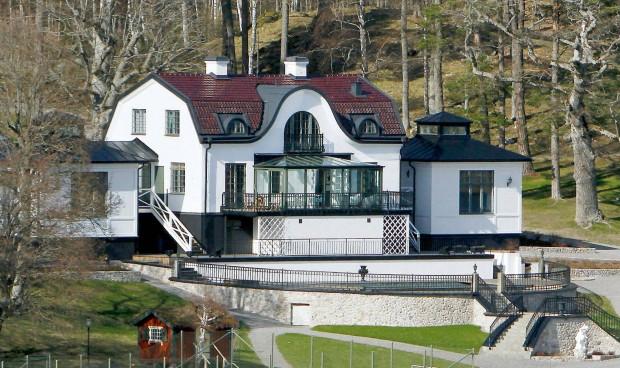 Niklas Zennstrom House