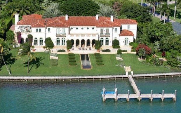 Jaime Gilinski Bacal Home