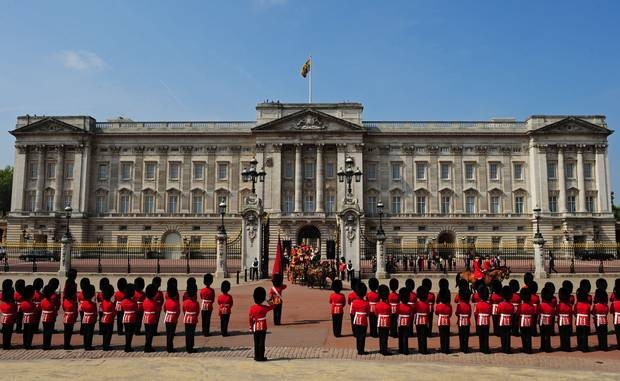Queen Elizabeth II Buckingham Palace