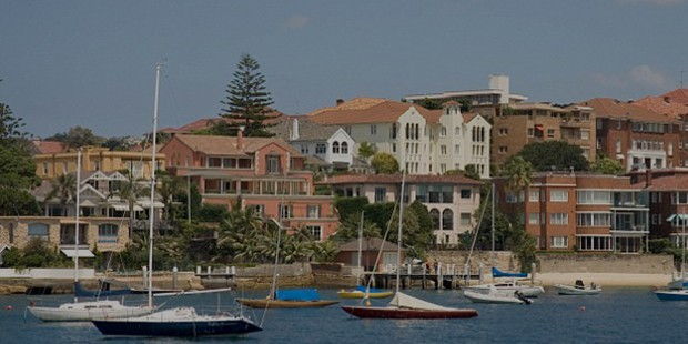 Malcolm Turnbull million dollar property near Point Piper, Double Bay in eastern Sydney