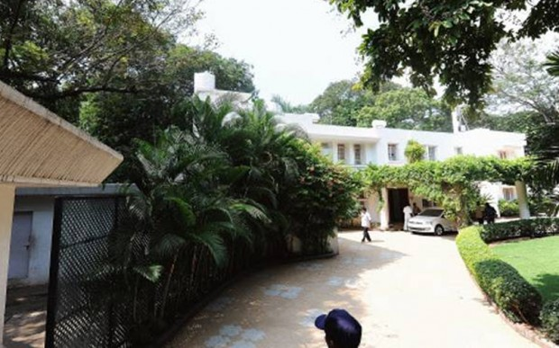 Maran House At Chennai
