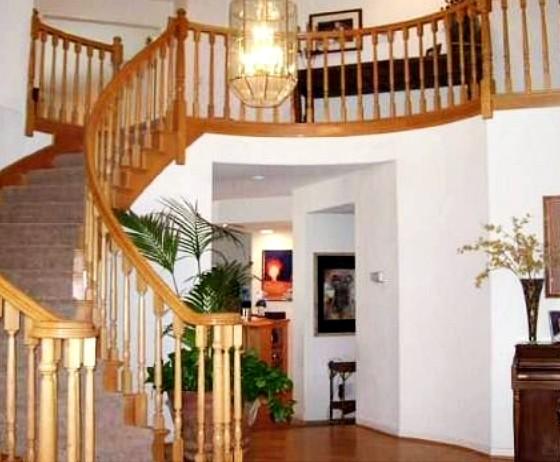 Viola Davis house in Granada Hills