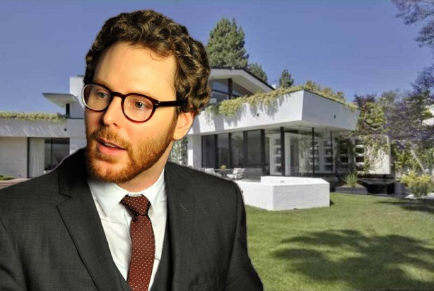 Sean Parker paid a whopping $55 million for Ellen DeGeneres' 9-bedroom Los Angeles mansion