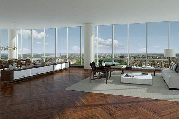Lawrence Stroll Full-floor Apartments at One57