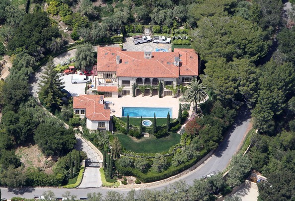 Tipper Gore House in Montecito