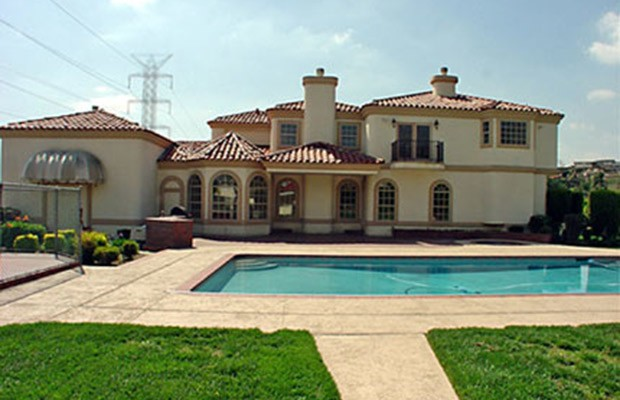 Snoop Dogg House in Blaisdell Ranch