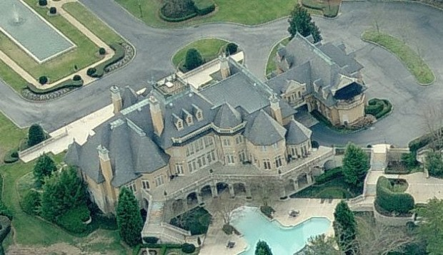 Russell Simmons's Mansion at New Jersey