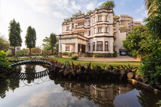 Kumar Mangalam Birla Jatia House in Malabar Hill