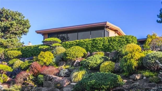 Satya Nadella's House in Clyde Hills