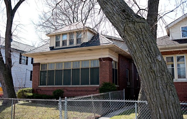 Michelle Obama Childhood Home in Chicago