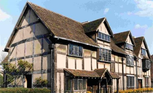 William Shakespeare Home