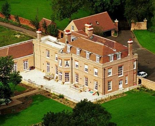 David Beckham Palace