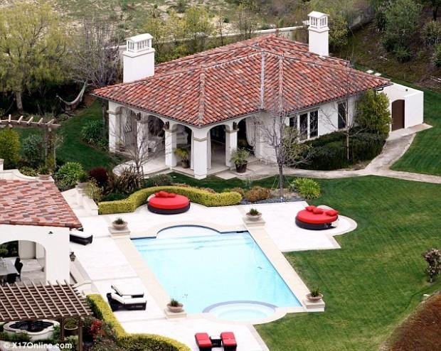 Justin Drew Bieber House