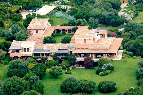 Silvio Berlusconi House