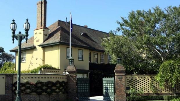 Linsday Fox Toorak House