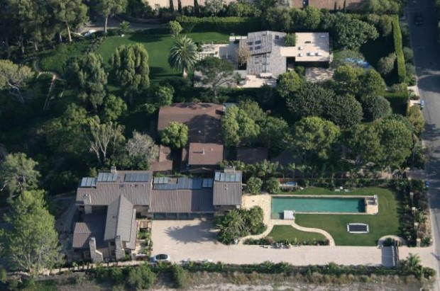Matthew mcconaughey house pictures
