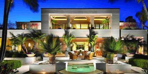 Newport Beach manse