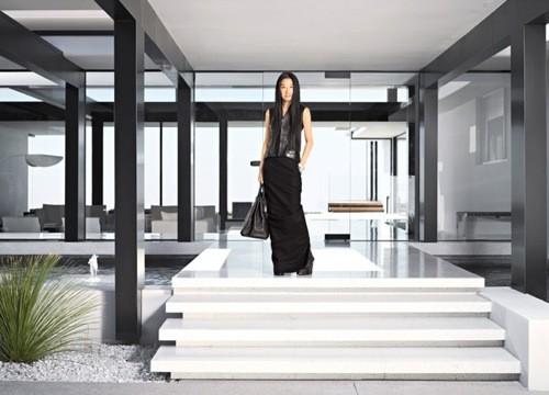 Vera Wang House Interior