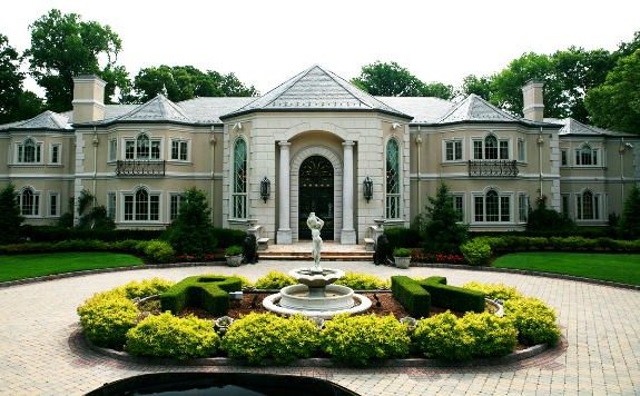 Russell Simmons's Mansion