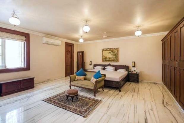 Kumar Mangalam Birla  Jatia House Inside