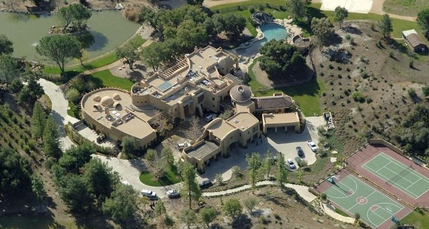 Jaden Smith Mansion in Calabasas