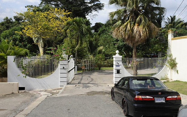 Usain Bolt House In Kingston