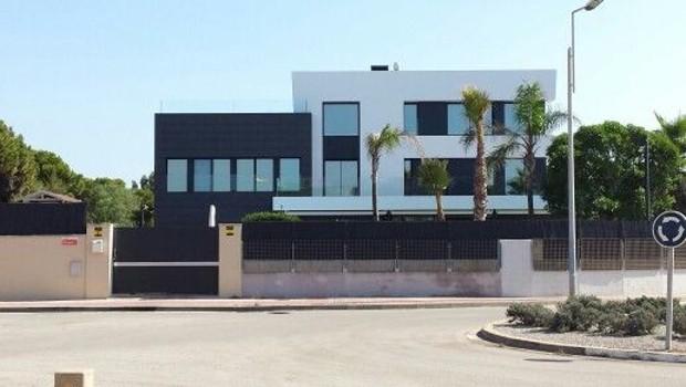 Neymar Home
