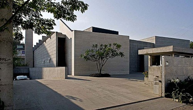 Dilip Shanghvi House In Surat