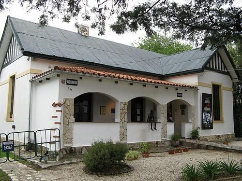 Ernesto Guevara de la Serna(Che Guevara) House