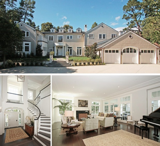 Harrison Ford And Calista Flockhart bought Brentwood Mansion