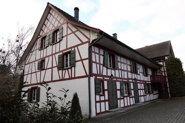 Sebastian Vettel House