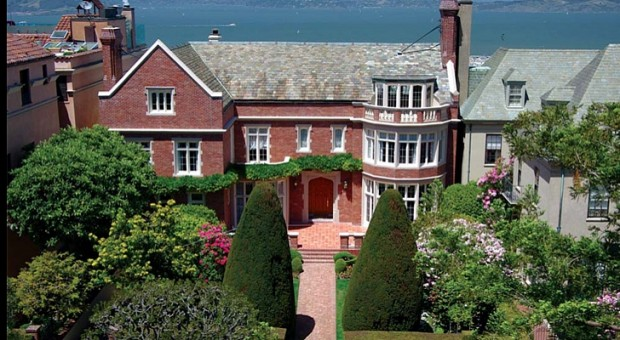 Marissa Mayer House in San Francisco